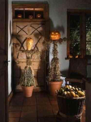 Decoración para la noche de Halloween