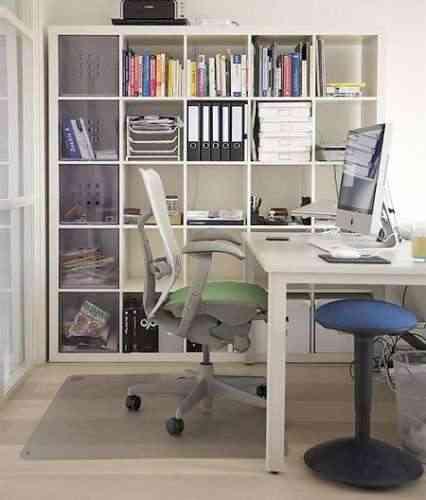 Oficina en casa en espacios pequeños