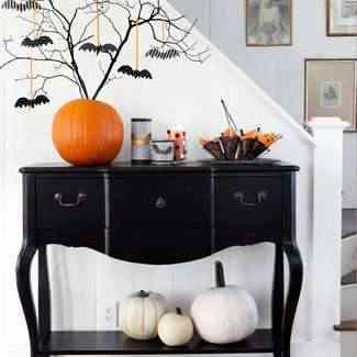 Halloween Decora Tu Recibidor - Recibidor-decoracion