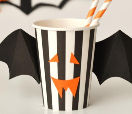 Decoracin de Halloween manualidades y ms