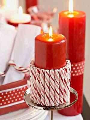 como ves existen multitud de formas de crear un bonito centro de mesa o arreglo con velas este artculo tan especial desvela grandes opciones decorativas