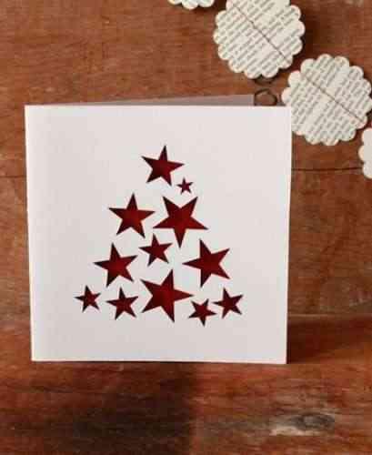tarjetas de estrellas