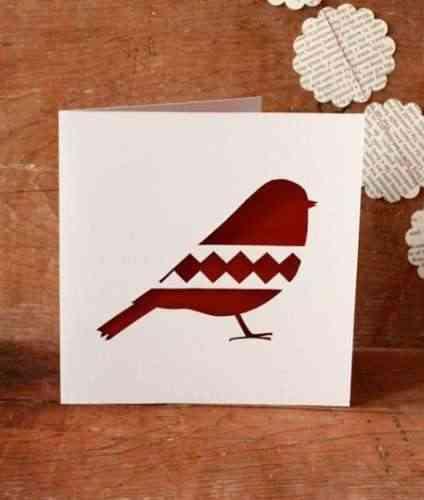 tarjetas de pájaros