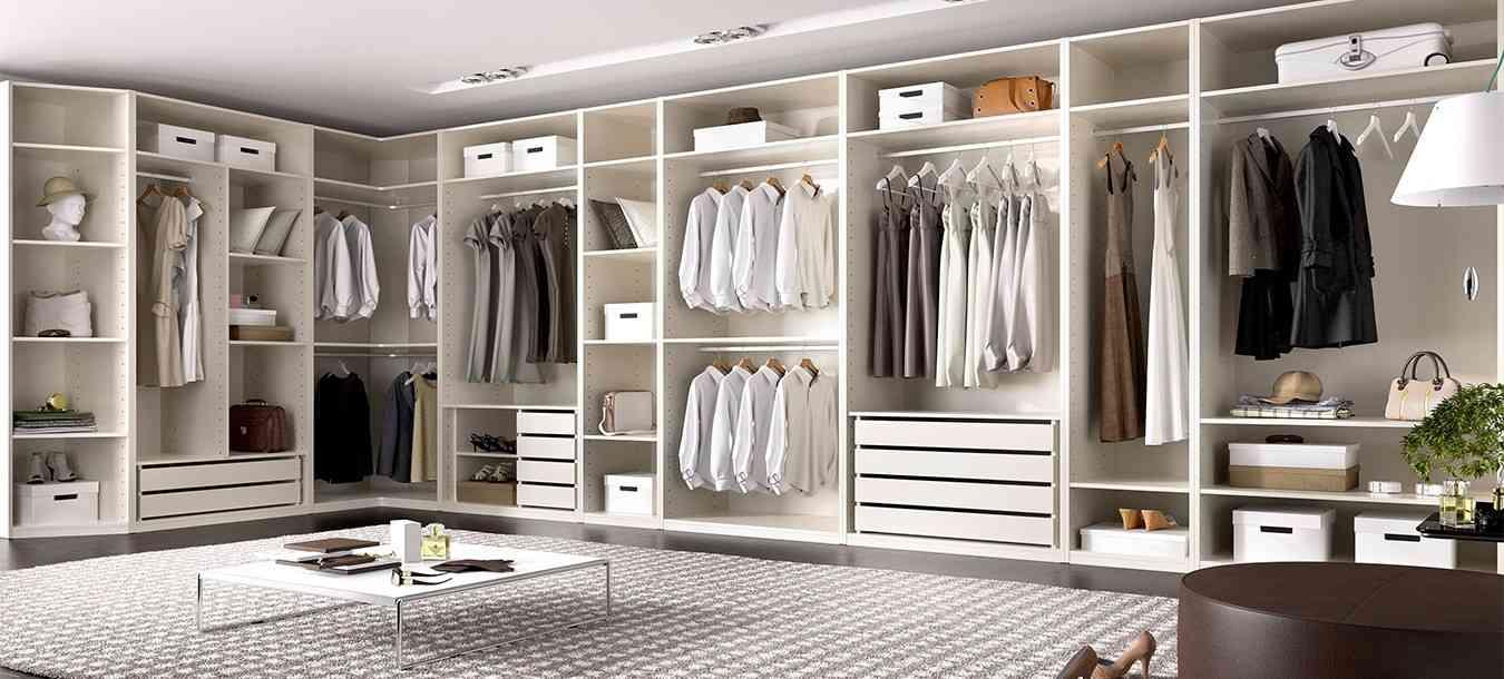 impresionante armario vestidor para tu dormitorio hecho a medida