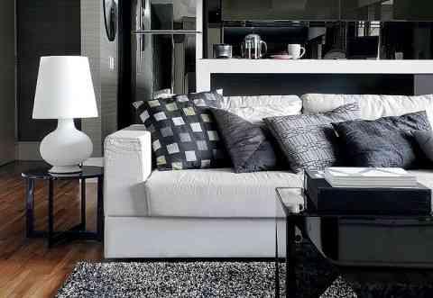 en blanco y negro puede no ser una novedad pero este tipo de decoracin tiene sus veamos entonces como la simple de un