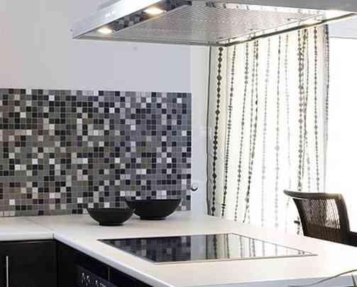 Azulejos en la cocina si o no - Cubrir azulejos cocina ...