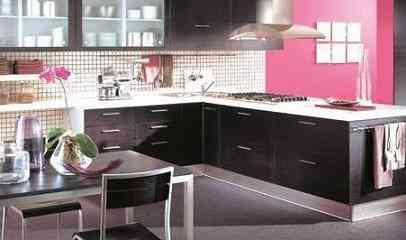 Decoracion De Cocinas Con Colores - Colores-de-cocina