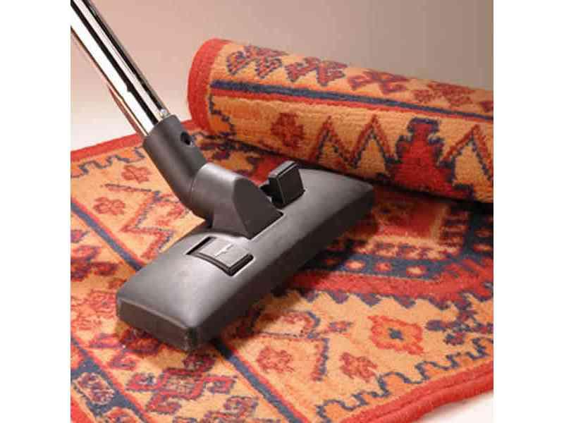 cuidado de las alfombras