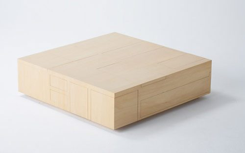 mesa baja