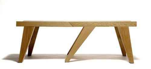 mesa que se convierte en silla