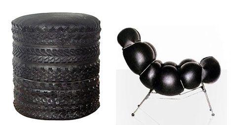 neumático que es un sillón