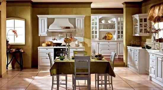 decoracin de cocinas rusticas