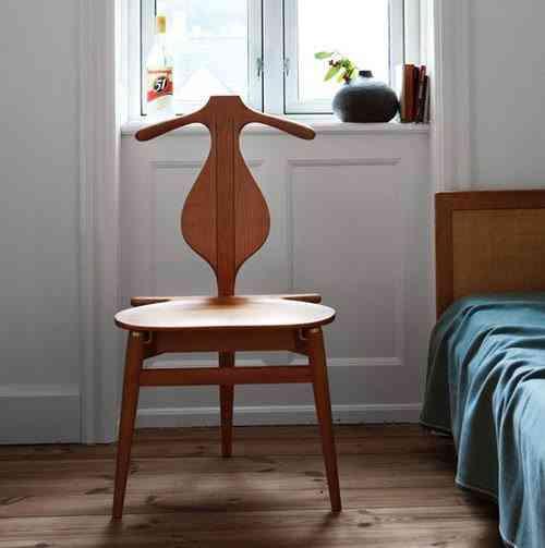 silla para ropa