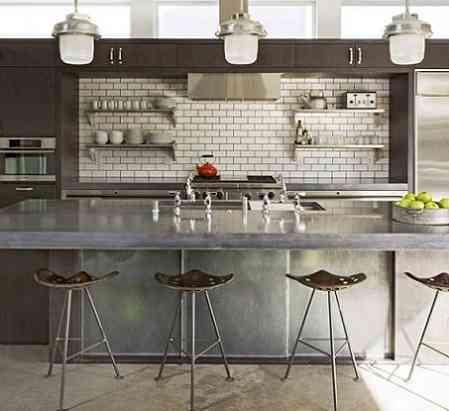 Diseño Industrial en la Cocina