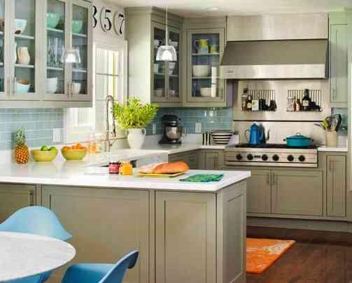 Encuentra el color de tu cocina parte ii - Televisor para cocina ...