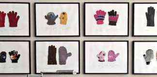cuadros con guantes