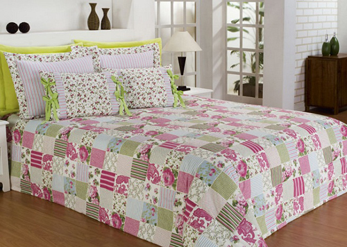 Decorar con patchwork
