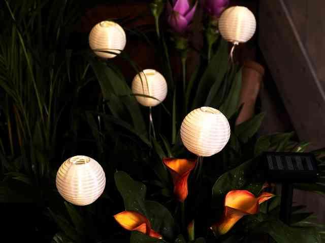 Ikea iluminaci n primavera 2012 for Lamparas exterior ikea