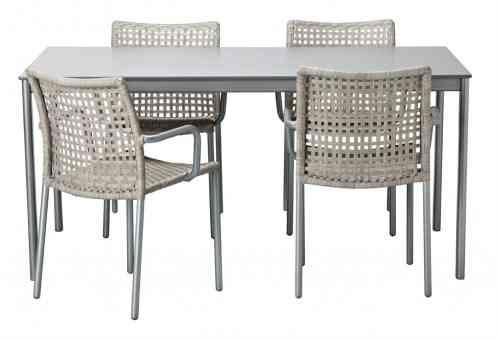 Ikea 2012 mobiliario de terraza - Mesa y sillas terraza ikea ...