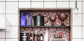 un detalle para la cocina