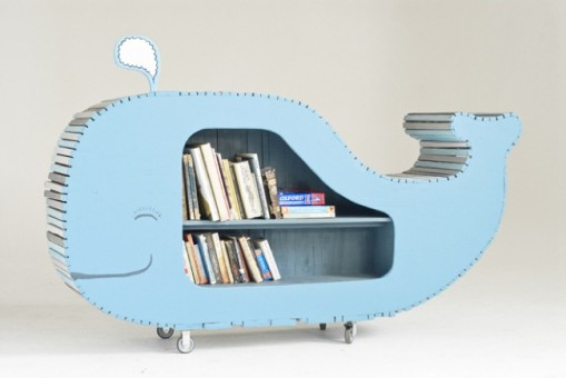 Do you like whales? Kids Shelves