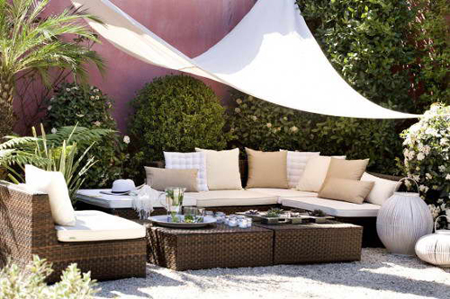Exteriores chill out - Espacio chill out ...