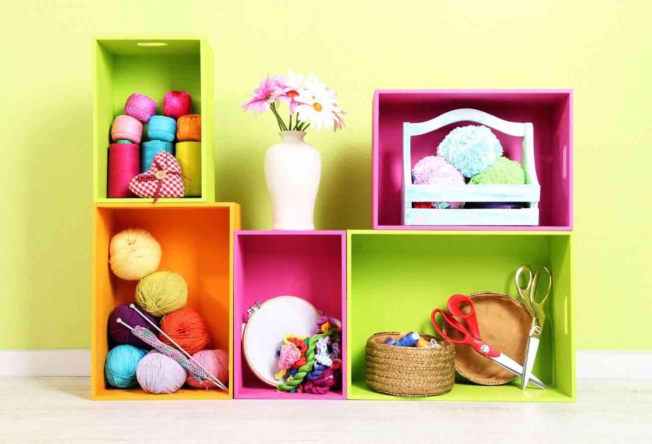 Ideas de organzaci n y decoraci n de estanter as for Decoracion de estanterias