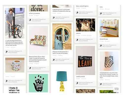Las ideas de Pinterest