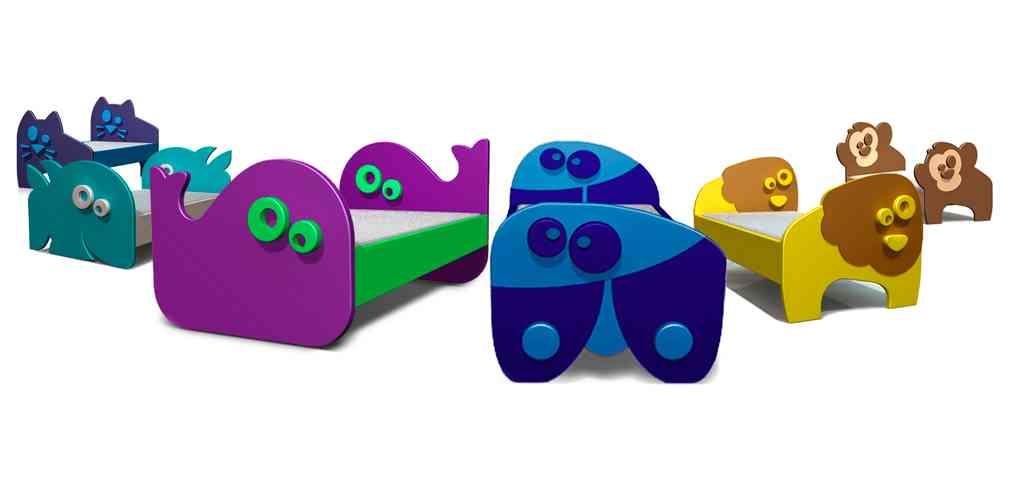 Dreamhouse camas infantiles - Camas divertidas infantiles ...