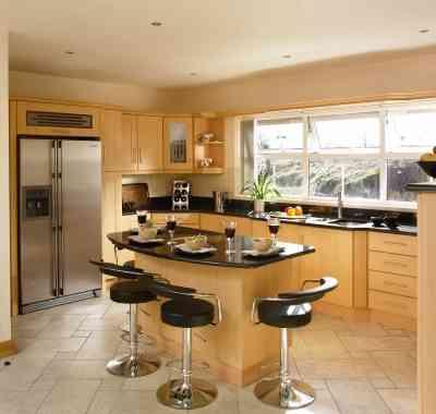 Decoraci n de cocinas los gabinetes lo son todo for Decoracion de gabinetes de cocina