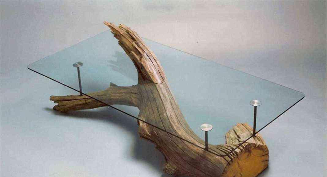 Mesas de cristal Derek Pearce