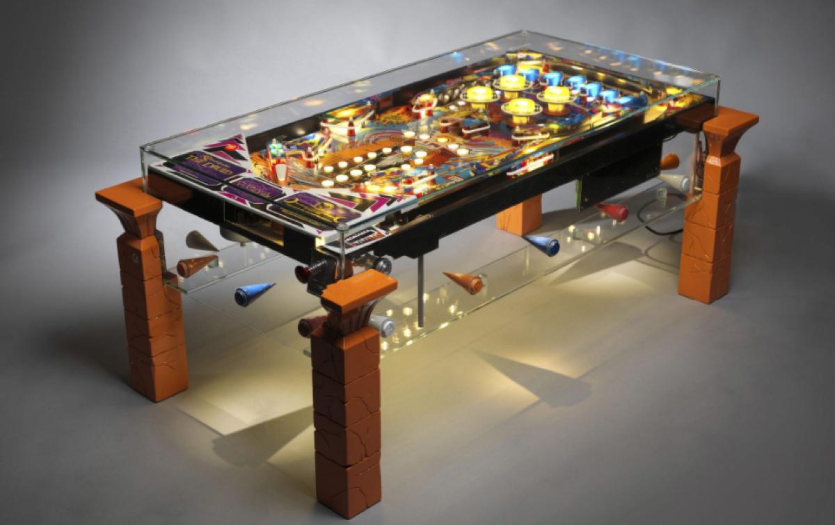 mesas de cristal originales
