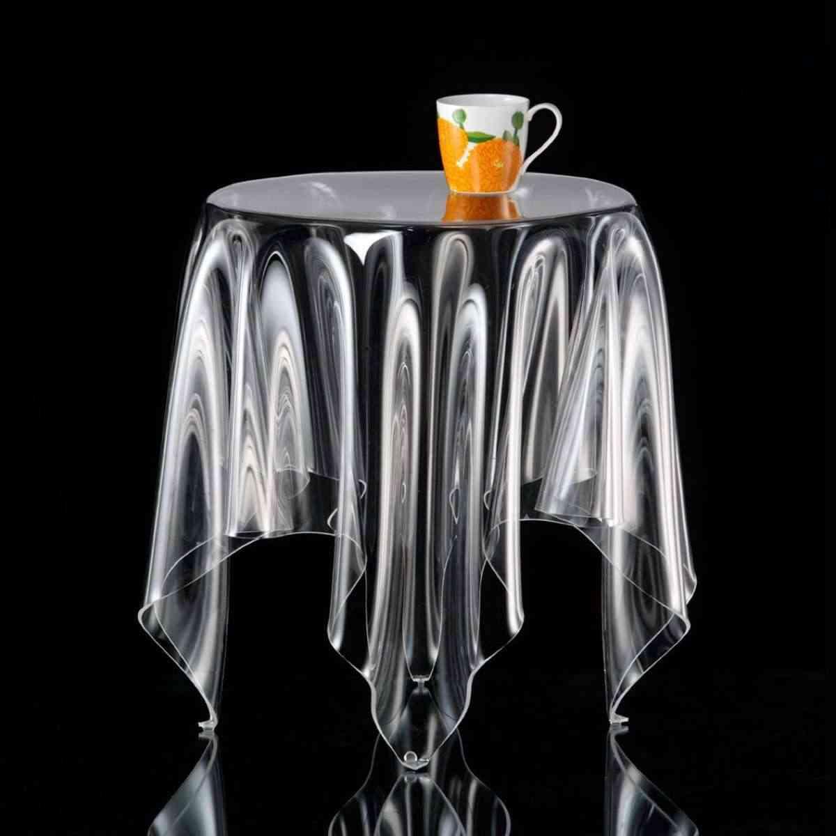 mesas de cristal de Essey