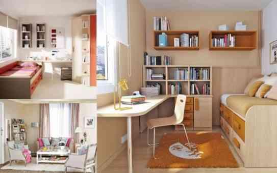 T cnicas para agrandar una habitaci n for Roperos para habitaciones pequenas
