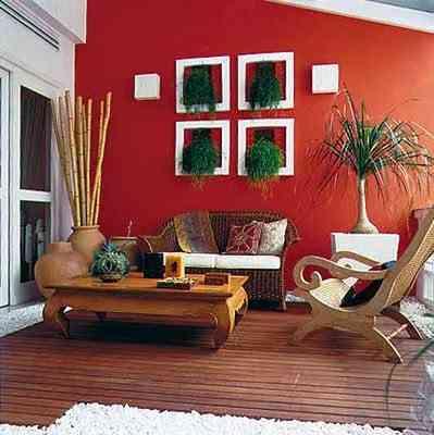 Ideas para decorar terrazas - Muebles para terraza pequena ...