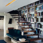 decorar bibliotecas