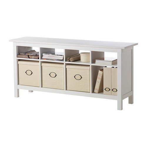 Consola de madera de ikea - Consolas muebles ikea ...