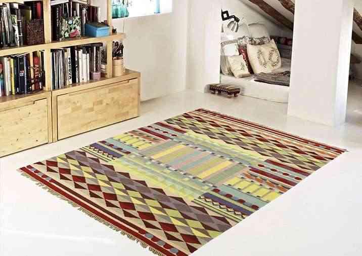 Qu hacer con las alfombras en verano 10 modelos que querr s for Kilim alfombras online