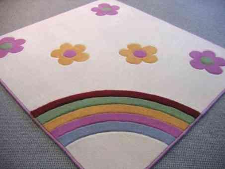 Decoraci n infantil alfombras - Alfombra nina ...
