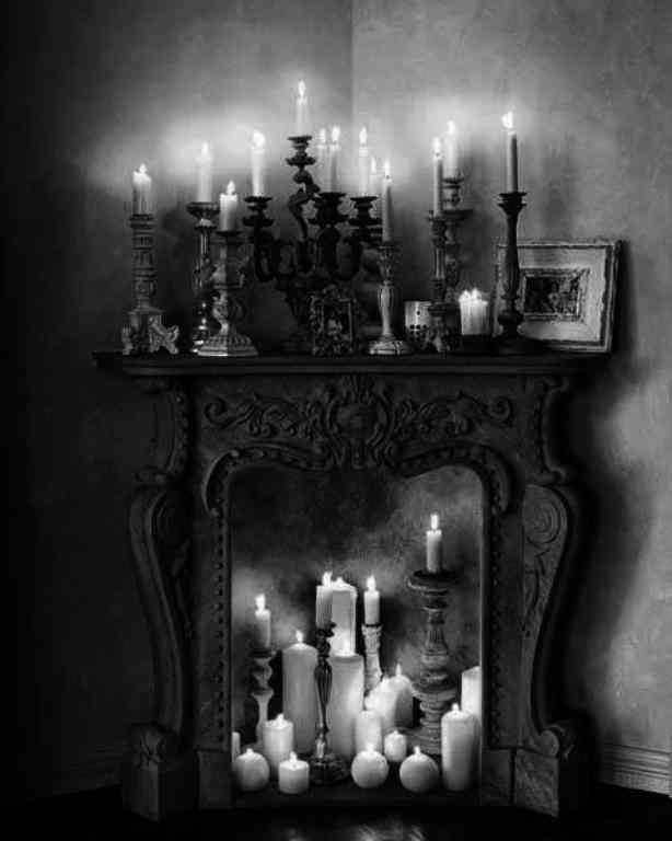 chimenea-de-halloween-con-velas