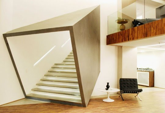 Escaleras de lujo for Escaleras zara home