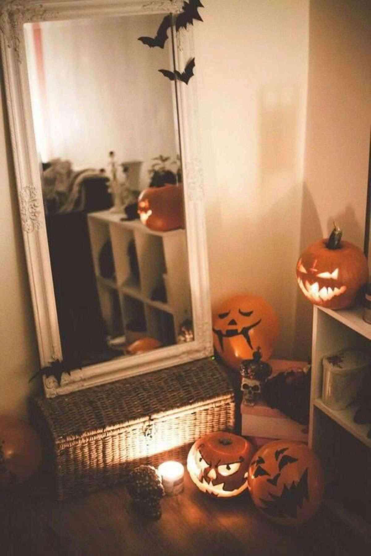 decorar para halloween