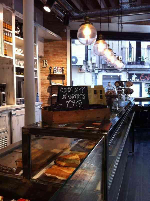 Diseno panaderia Serrajordia