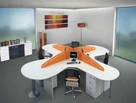 Modulos Para Oficinas Pequenas.Modulos En La Oficina