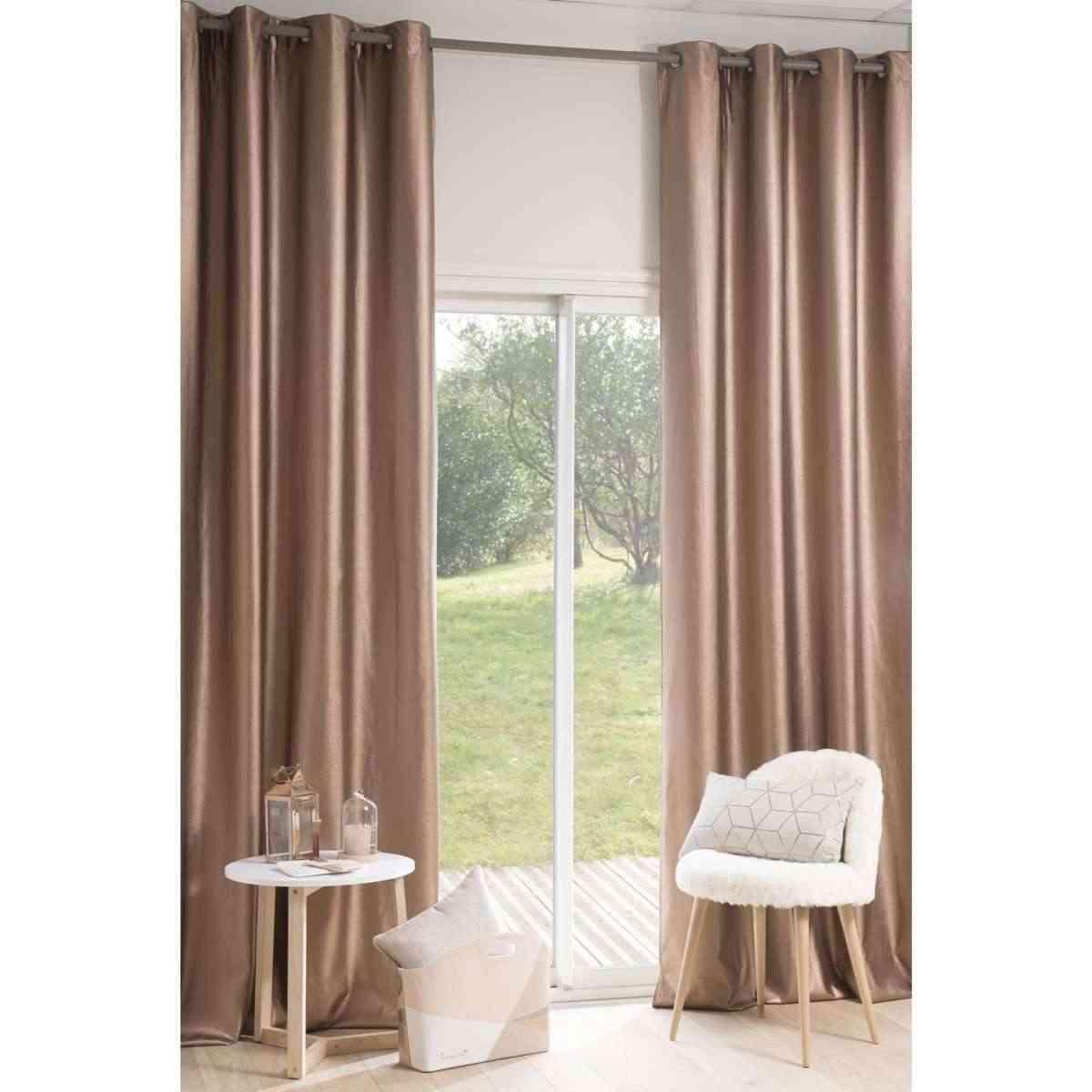 maisons du monde y sus codiciadas cortinas. Black Bedroom Furniture Sets. Home Design Ideas