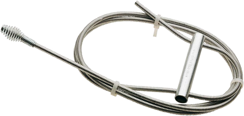 alambre desatascador tuberias