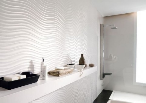 esta solucin decorativa es bastante buena por lo que la para todo tipo de viviendas aaden un toque final en relieve precioso