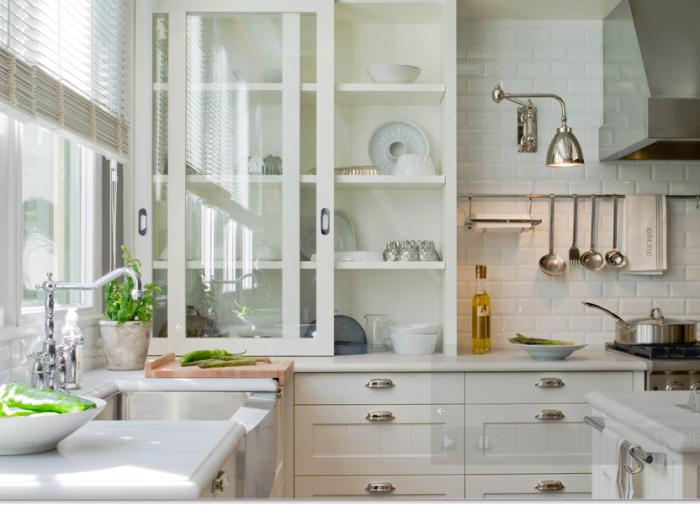 Ventajas de decorar cocinas blancas - Decoracion cocinas blancas ...