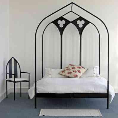 dormitorio gotico