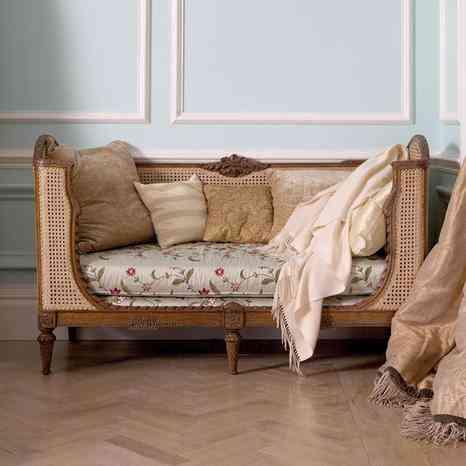 sofá luis xv